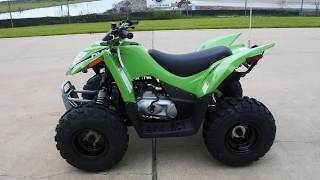 5. SALE $2,299:  2017 Arctic Cat DVX 90 Youth ATV Overview and Review
