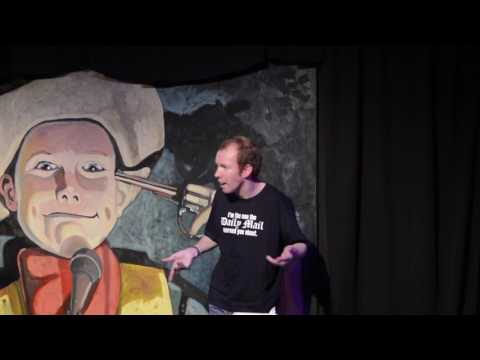 Lost Voice Guy at The Stand Comedy Club, Newcastle - 24 November 2016