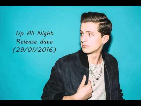 charlie puth - up all night lyrics HD