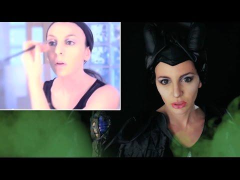 Maquillage et costume maléfique : Tuto intégral