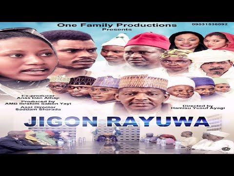Jigon Rayuwa Official Trailerr