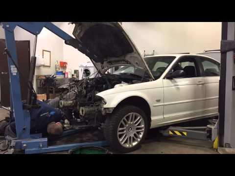 Bmw e46 320i engine replacement