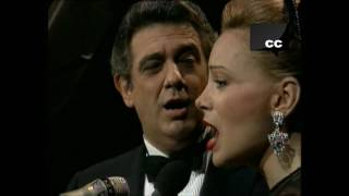 Video PLACIDO DOMINGO Y PALOMA SAN BASILIO JUNTOS POR FIN HD  (TOGETHER LAST AT) 1991 MP3, 3GP, MP4, WEBM, AVI, FLV Juli 2018