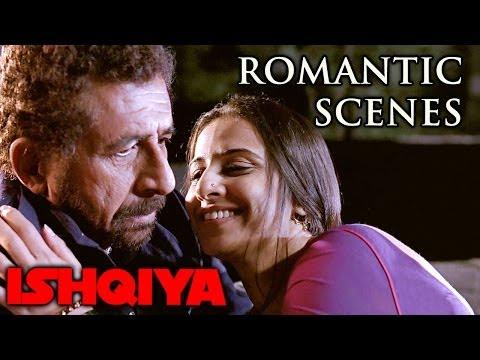 Video Romantic Scenes From Ishqiya - Naseeruddin Shah & Vidya Balan download in MP3, 3GP, MP4, WEBM, AVI, FLV January 2017