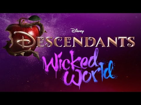 Descendants Wicked World (Trailer 'The Story Unfolds')