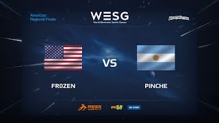 Pinche vs Fr0zen, game 1