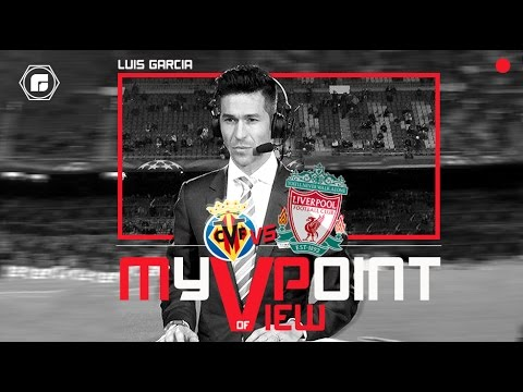 MvP Luis Garcia – Villarreal vs Liverpool (Europa League)