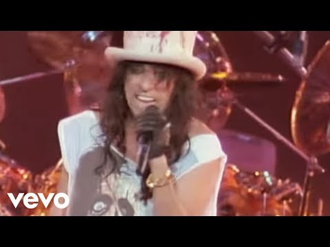 Alice Cooper: School's Out (from Alice Cooper: Trashes  ...