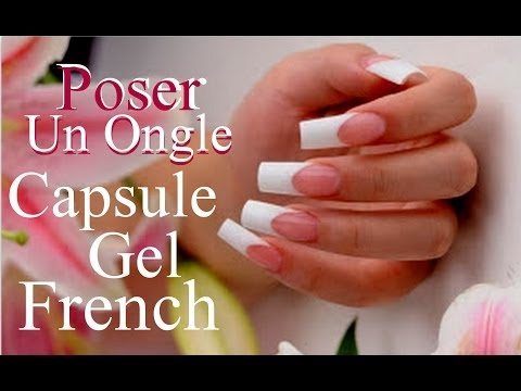 comment poser gel uv