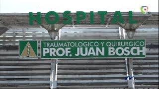 La cancelan por denunciar irregularidades en el Hospital Traumatológico Juan Bosch de la Vega