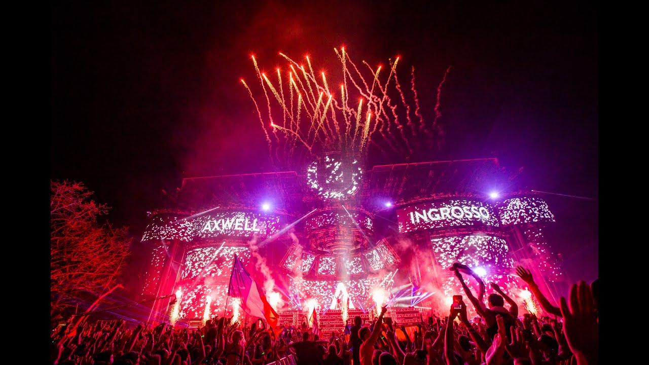 Axwell & Ingrosso - Live @ Ultra Music Festival Miami 2015