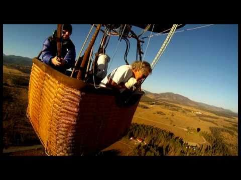 video:Awesome Balloon Ride