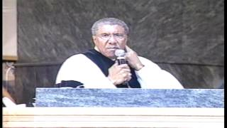 """Rev. Clay Evans- """"In The Presence of the Lord""""(Father, I Stretch & Sermon)"""