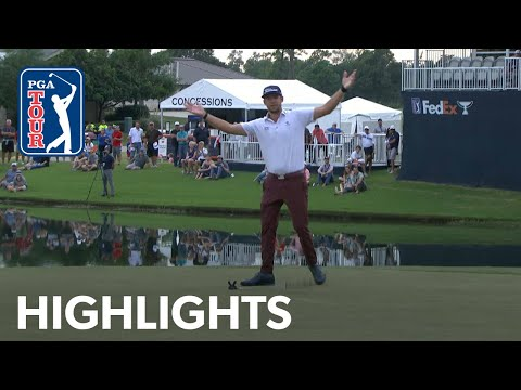 Lanto Griffin39s winning highlights from Houston Open 2019