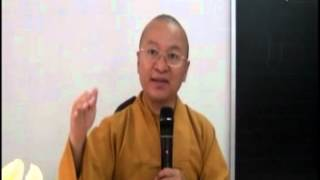 Kinh Duy Ma Cật 04: Hướng dẫn Phật pháp vượt qua khổ đau - TT. Thích Nhật Từ