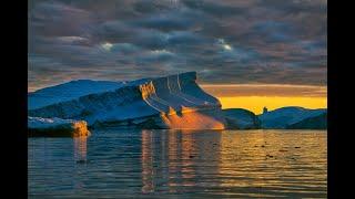 Muzyka moja film z drona Aarona Chermana z USA, na ostatnim kajaku macham ręką do drona.