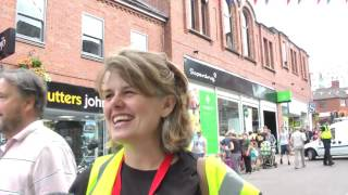 Congleton United Kingdom  City pictures : Tour of Britain Shop Interviews Congleton