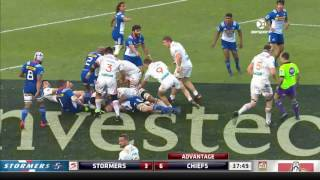 Stormers v Chiefs Super Rugby Quarter-final 2017 Super Rugby Video Highlights