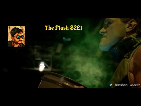 The Flash S2E1 In Hindi Explanation