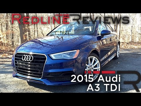 Redline Review: 2015 Audi A3 TDI