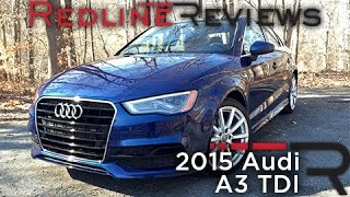 Redline Review: 2015 Audi A3 TDI