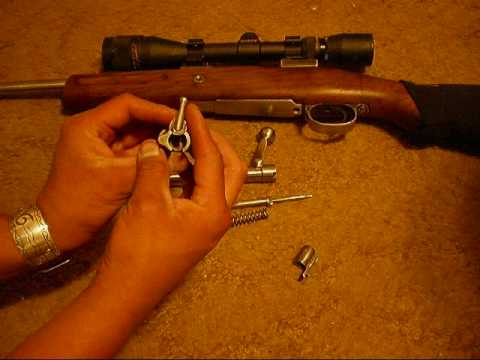 98-Mauser bolt dissassembley.