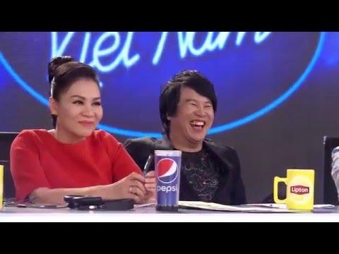 Hot girl Nguyễn Ngọc Khánh Tiên thi Việt Nam Idol