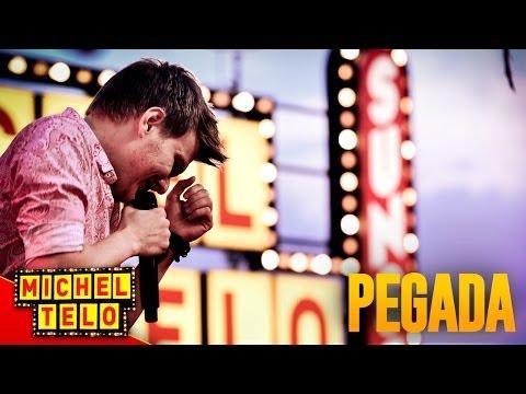 Tekst piosenki Michel Teló - Pegada po polsku