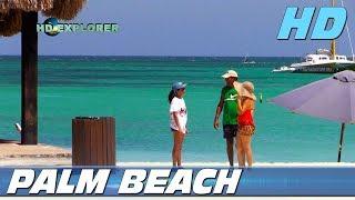 Palm Beach Aruba  City pictures : Palm Beach (Aruba)