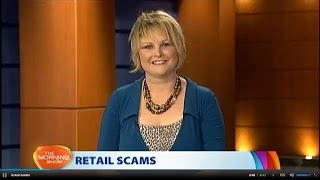 Video25: Retail Scams on the Morning Show