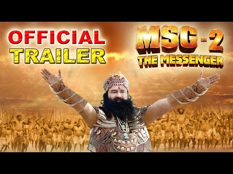 MSG-2 The Messenger Trailer Video HD