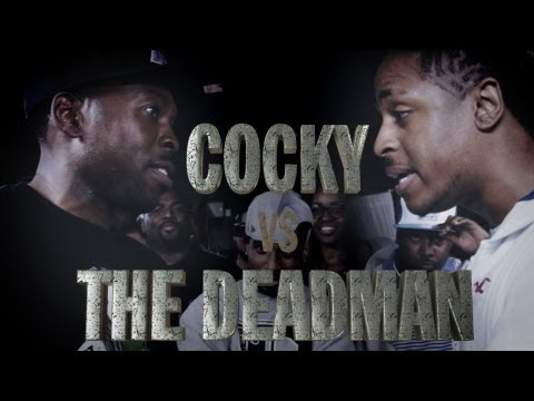 KOTD – Rap Battle – The Deadman vs Cocky