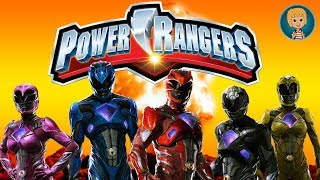 Saban's POWER RANGERS Dino CHARGE Unleash The POWER 1 Nickelodeon By GERTIT