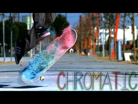 Skateboard Slow Motion Short Jordan Hoffart Aldrin Garcia Josh