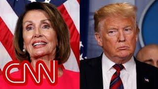 Video Trump fires back at Nancy Pelosi: I'm canceling your trip MP3, 3GP, MP4, WEBM, AVI, FLV Januari 2019