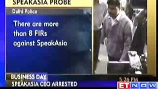 SpeakAsia CEO Ram Sumiran Pal arrested