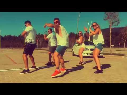 Buscando Huellas   Major Lazer Feat  J Balvin & Sean Paul Remix   Marlon Alves Dance MAs   Zumba