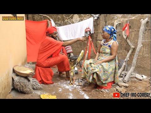 Chief Imo Comedy || Ozo NdiGBO Ndu || Who goes there?