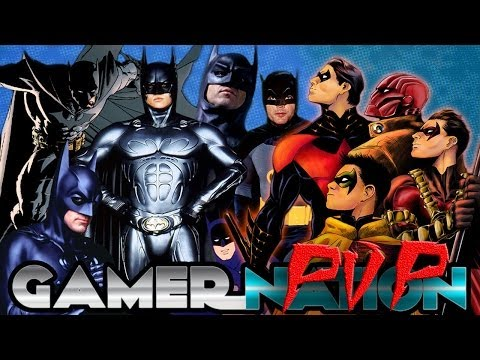 BATMAN, CANCELLING THE APOCALYPSE (Gamer Nation)