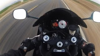 1. My Review of the 2003 Yamaha R6 - Short Version