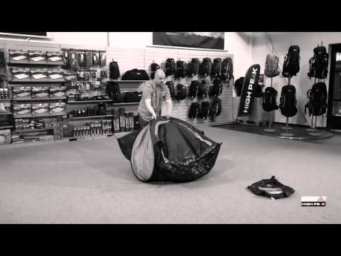 Відео демонстрація палатки High Peak Campo 2