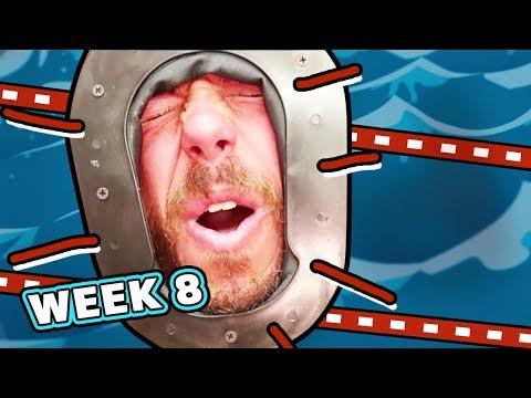 The Pain is Real. | Ross Edgley's Great British Swim: E8 (видео)