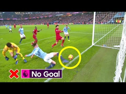 40+ BRILLIANT Goal Line Cleara …