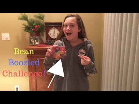 Bean Boozled Challenge!! (Gagging, coughing, and much more)