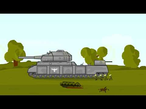 World of Экипаж: Крысиные бега)))))))(WoT мульт)