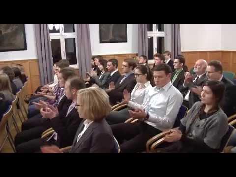 Netzwerktreffen Deutschlandstipendium bei ZF Friedrichshafen