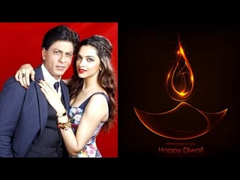 Shahrukh Khan  Deepika Padukone and Vivaan Shah celebrate Diwali with zoOm!   EXCLUSIVE 23 October 2014 08 PM