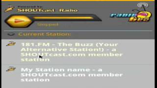 radioBee Lite - radio app YouTube video