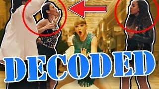 Video Delicate - Taylor Swift DECODED | Hidden Messages and Easter Eggs MP3, 3GP, MP4, WEBM, AVI, FLV Desember 2018
