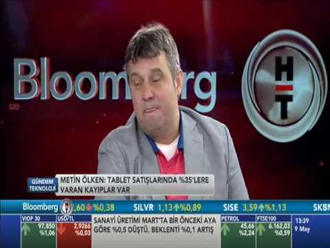 Metin Ölken / Bloomberg TV – Gündem Teknoloji Programı